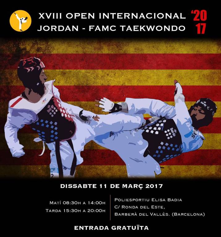 OPEN INTERNATIONAL BARCELONE